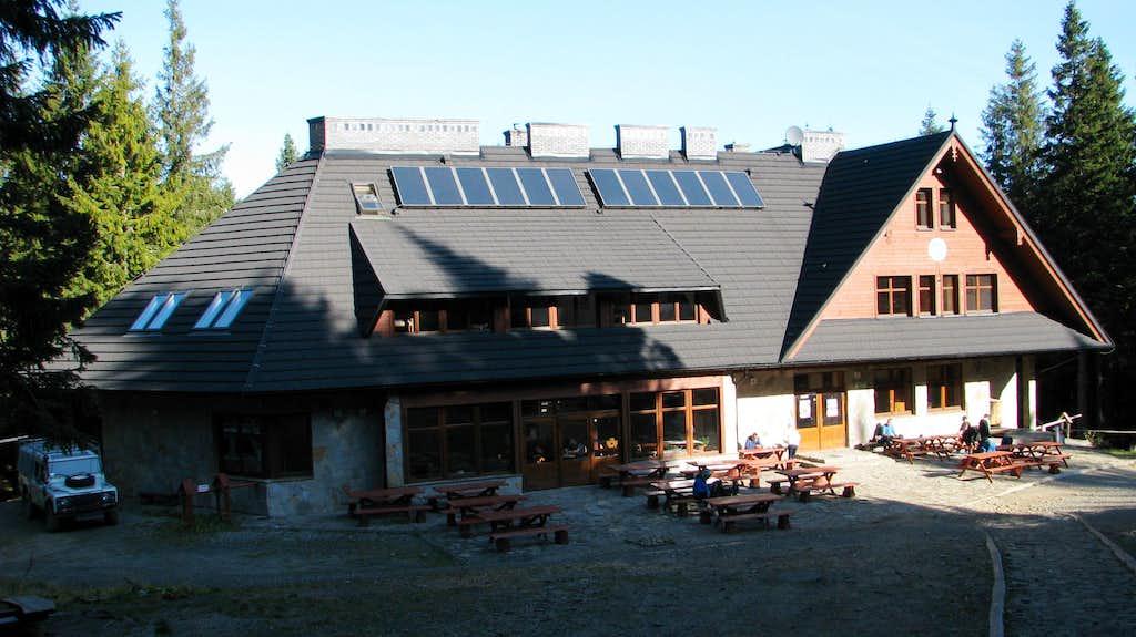 Markowe Szczawiny hut