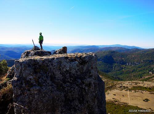 Perda 'e Liana highest summit