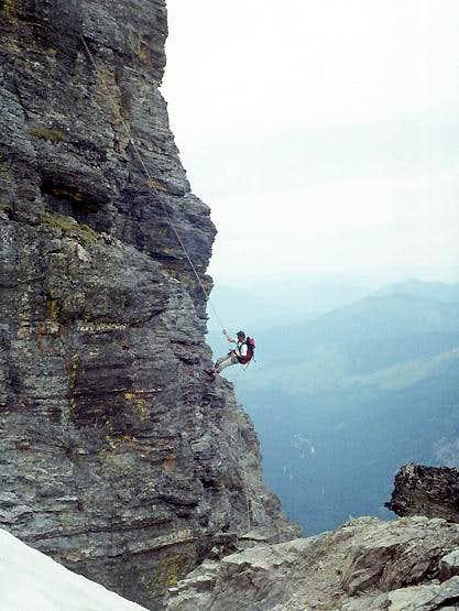 Mount Saint Nicholas, NE Ridge