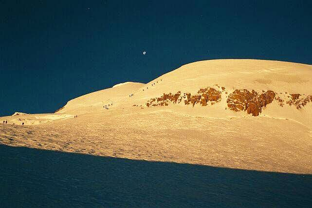 3 Mont Blanc traverse: Masses...