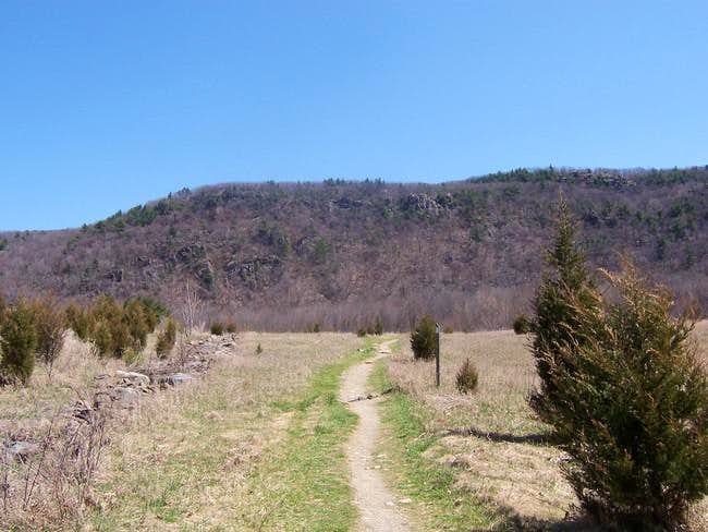Appalachian Trail Northbound