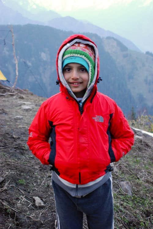 Hiking in the Dhauladhar Himalaya : Trip Reports : SummitPost