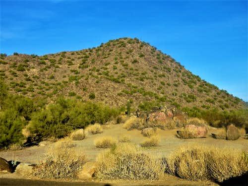 Union Mine Peak