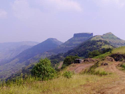 Raireshwar - Kenjalgad