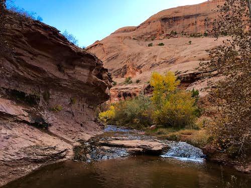 Grandstaff Creek, Utah