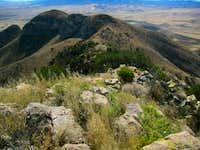 Mustang Mts HP Summit