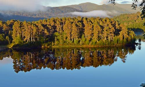 Loch Beinn a'Mheadhoin