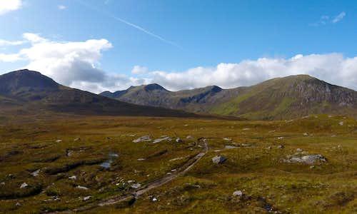 Glen Affric Range