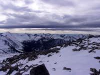 Top Of Mt. Jefferson