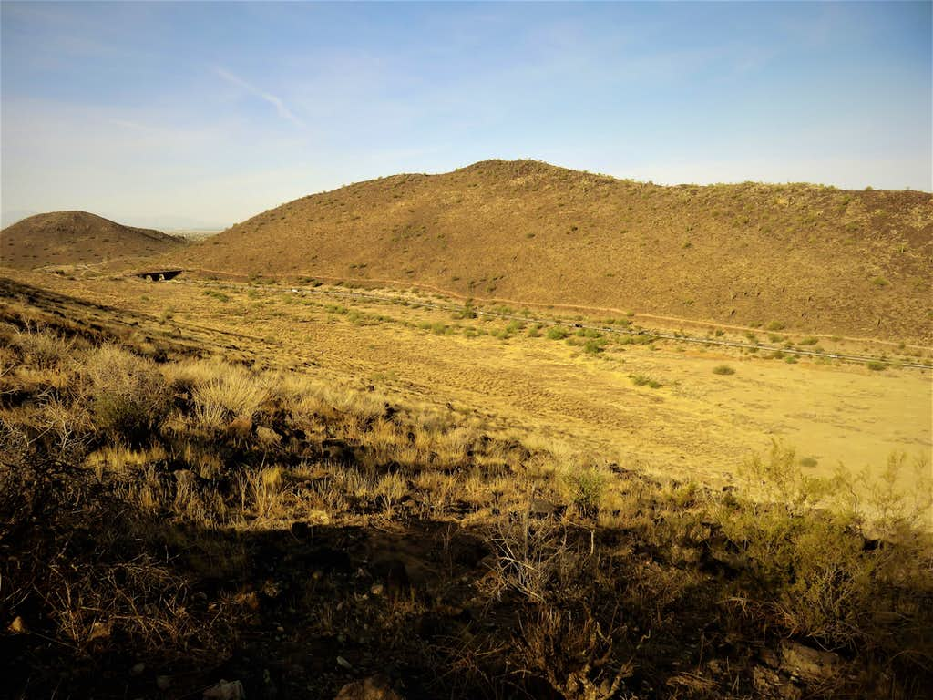 North Thunderbird Peak