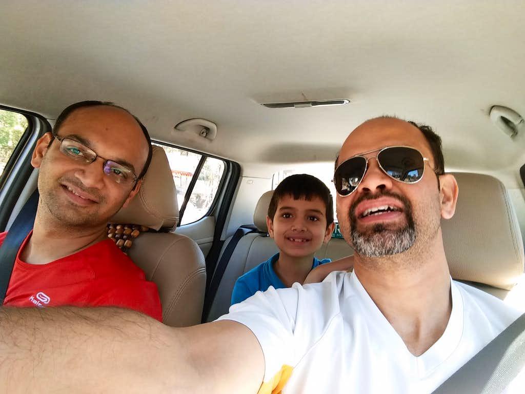 Going towards Kailasgad