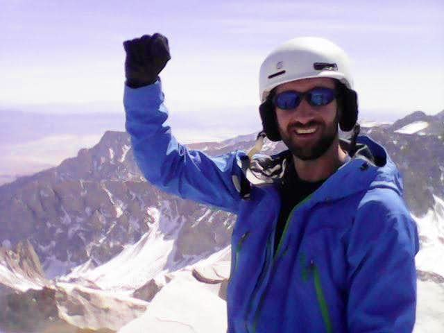 Mount Whitney Summit Photo