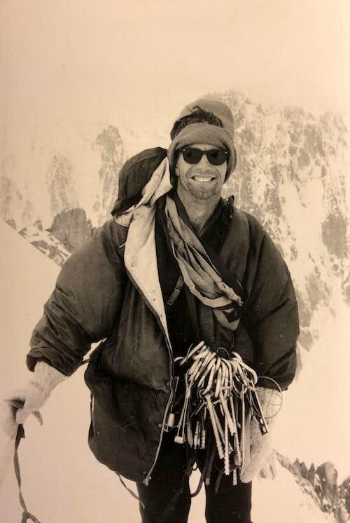 Louis Reichardt, French Alps, 1974