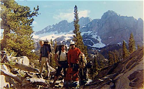 Middle Palisade Peak