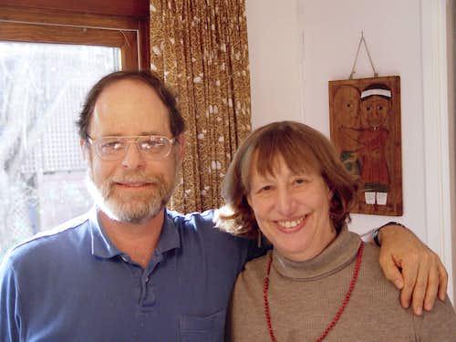 Ed and Diane Bernbaum