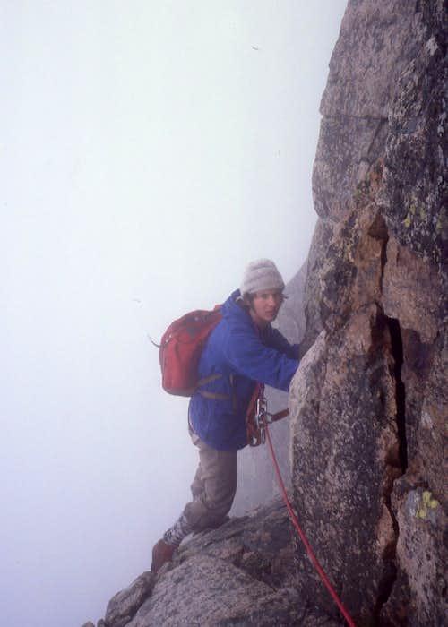 Rick on Cannon Mt.