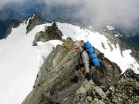 Pelion Summit Ridge