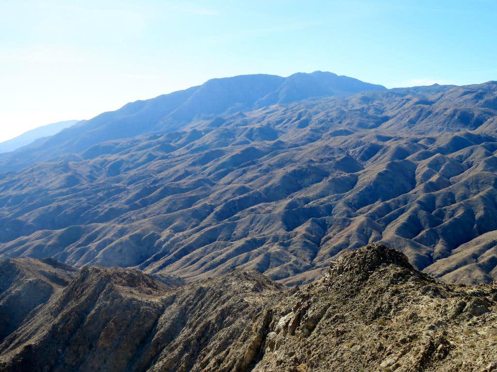 Martinez Mountain
