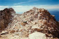 Mt. Shasta summit area