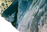 Half Dome Diving Board