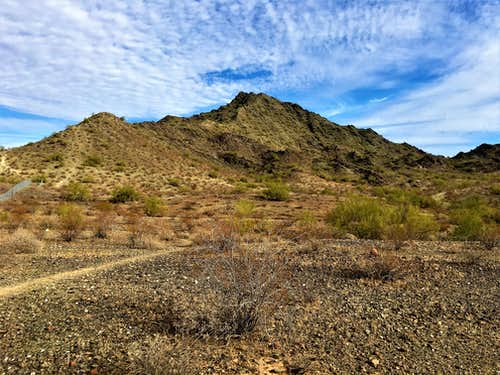 Stoney Mountain - Phoenix, AZ