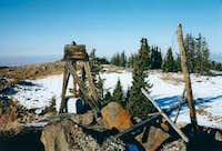 Thousand Lake Mt summit