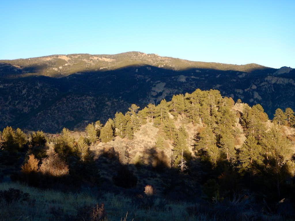 Knapp's Knob View