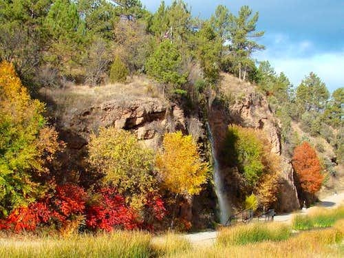Freedom Trail Waterfall