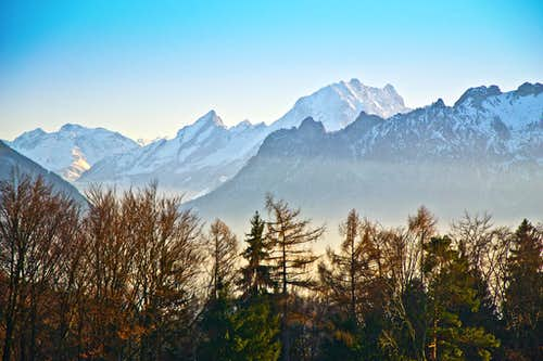 Funtenseetauern, Watzmann and the