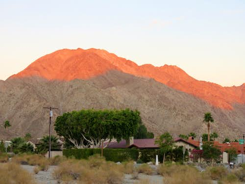 Indio Mountain