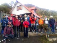 Baños Trail Running Summit Crew
