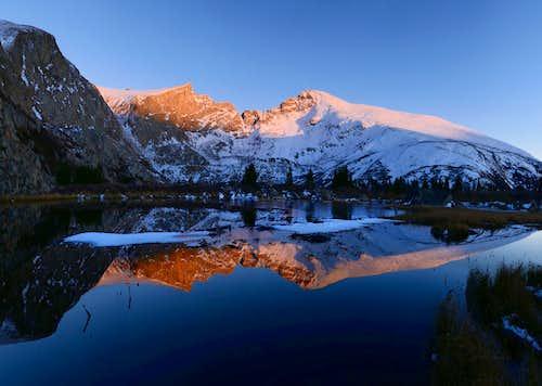 Mt. Bierstadt  Sunset