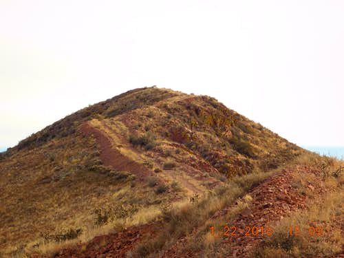 North Mount Franklin