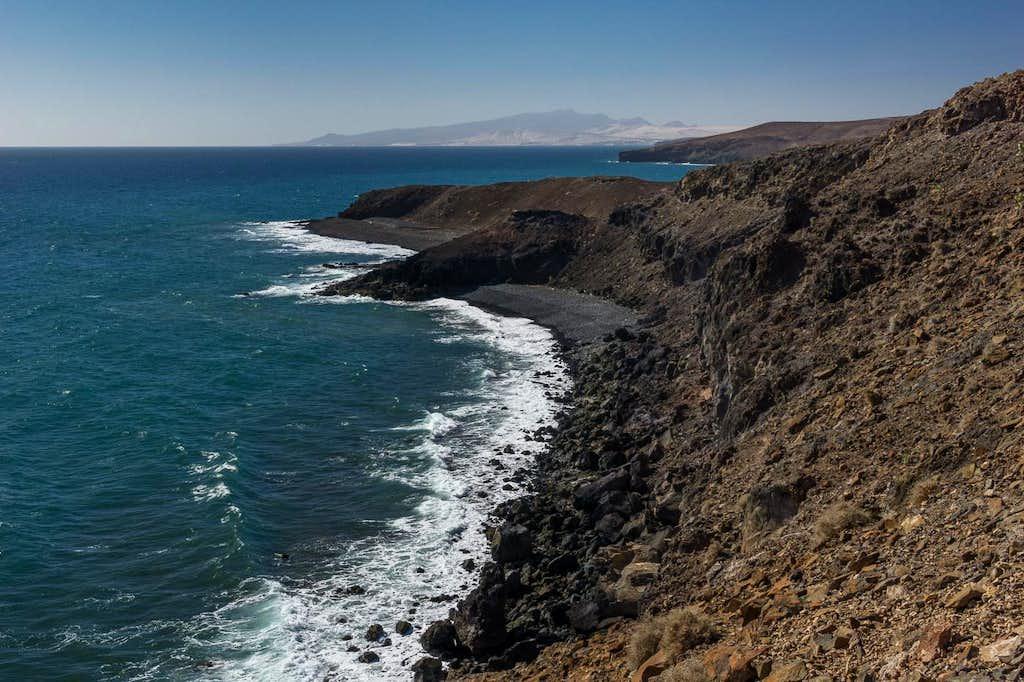 Fuerteventura's south coast