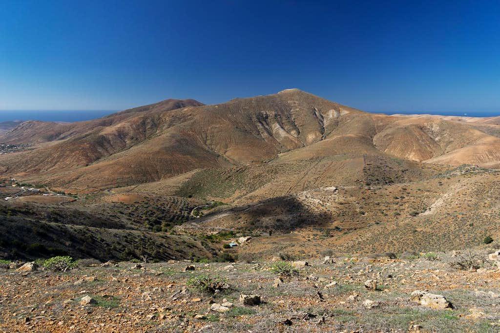 Morro Tabaiba and Pico de Betancuria