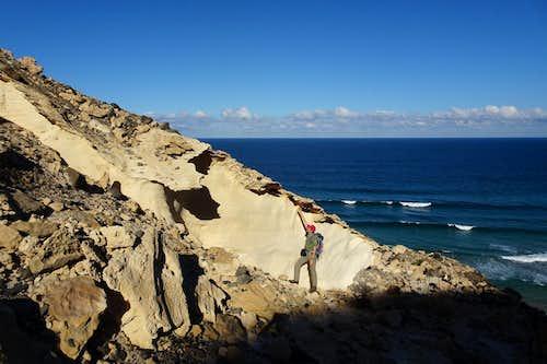 Erosion Sandstone