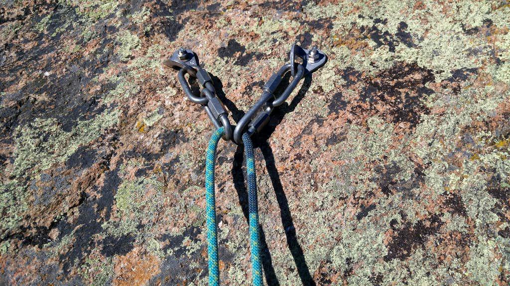 Donkey Day P1 Anchors