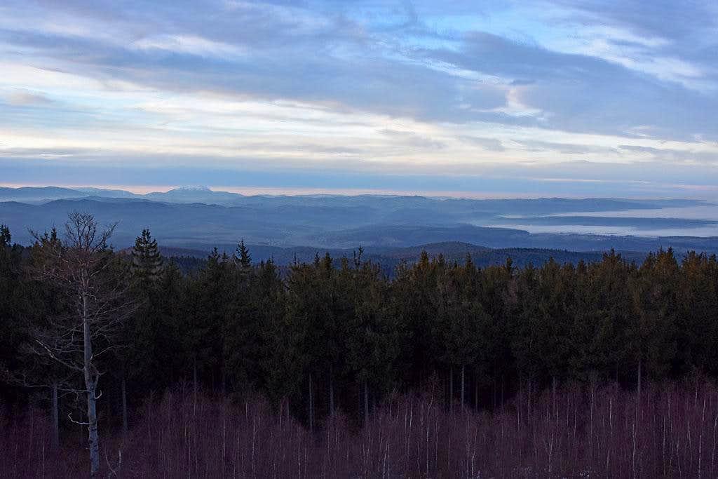 Irottko NW panorama