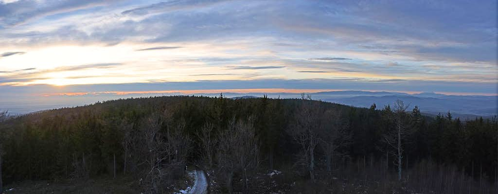 Irottko SW panorama