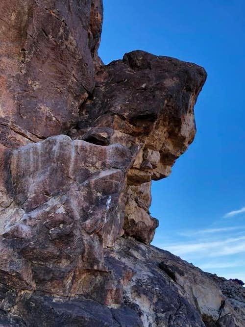 crux to summit(photo by Jodie Tiger)