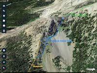 Southeast Ridge Traverse