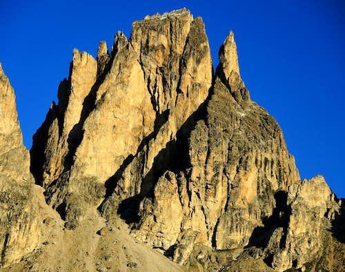 Punta Cinque Dita/Fünffinger Spitze