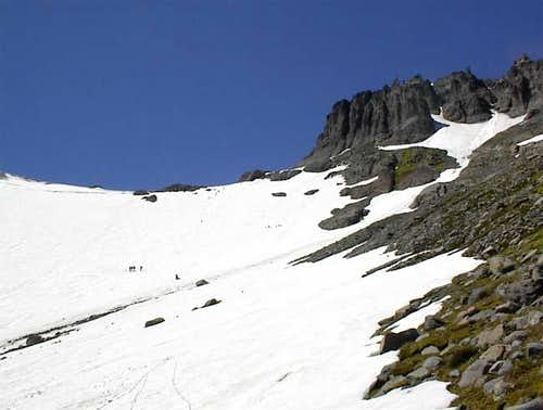 View of the Interglacier on...
