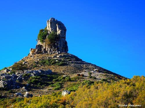 Natural monument of Perda 'e Liana, Sardinia
