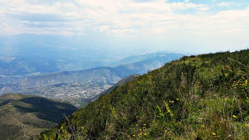 Cerro Sincholagua