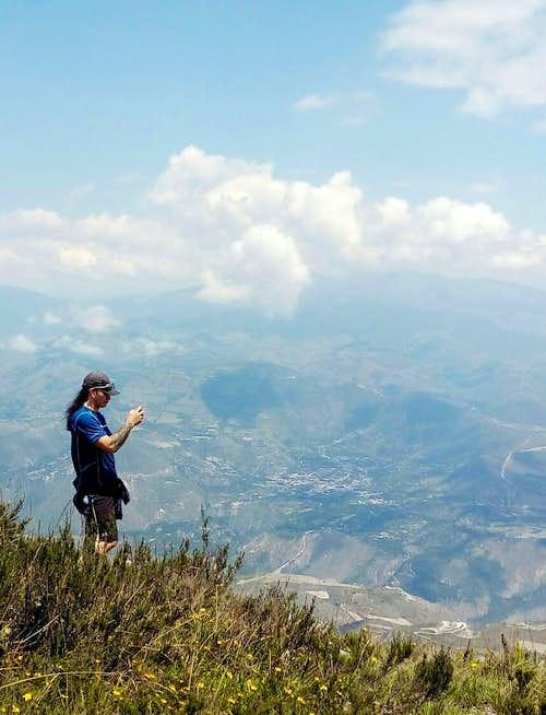 Cerro Sincholagua (3,358 m / 11,014 ft)