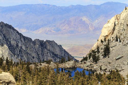 Lone Pine Lake - Mount Whitney Trail