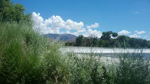 Percha Dam State Park , NM