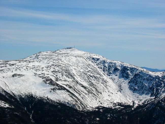 Washington Summit from Mount...