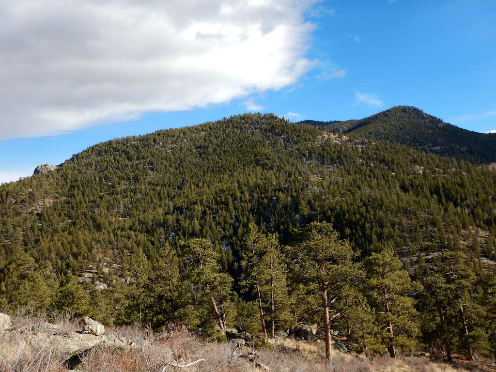 Crossier Mountain